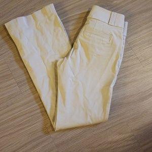 Banana republic boot cut flare dress pants